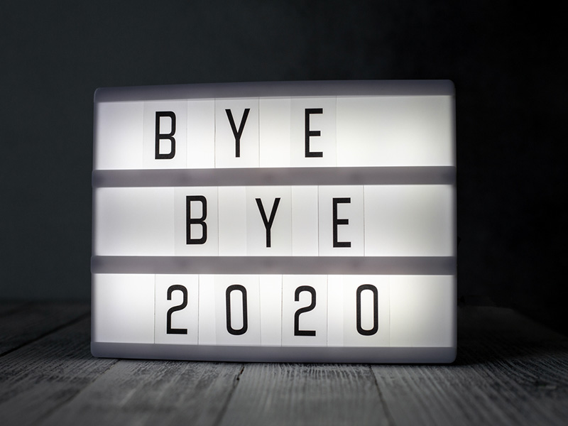 Lightbox bye bye 2020