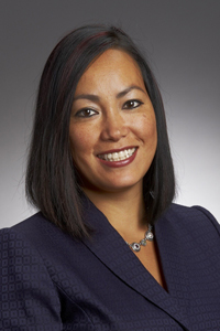 Cecelia Clarke, directrice des ventes, produits de gestion de patrimoine à la Financière Sun Life