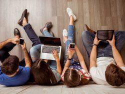Jeunes et appareils connectés