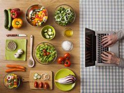 Aliments et portable
