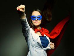 Super-héroïne