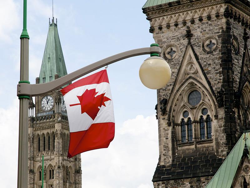 Parlement du Canada.