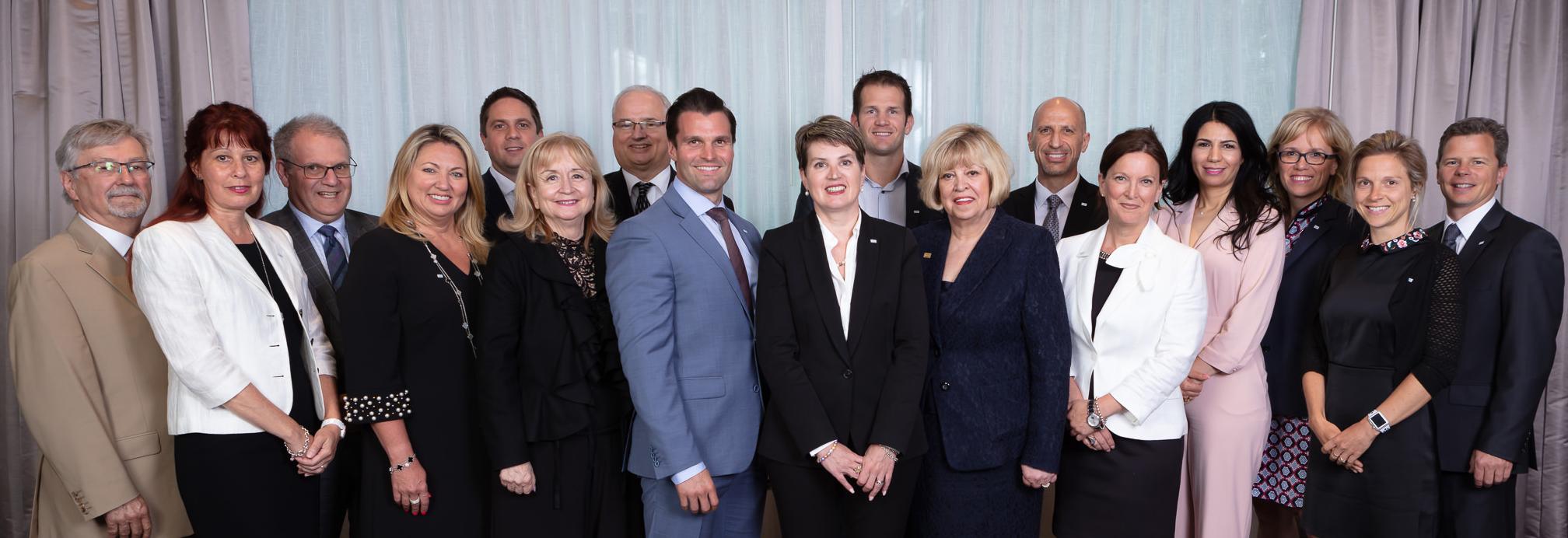 Conseil d'administration de l'IQPF 2019-2020