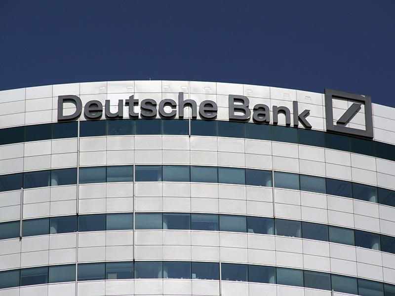 Tour à bureau de la Deutsche Bank à Amsterdam.