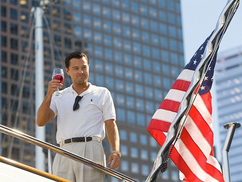 Photo : «Le loup de Wall Street» - Mary Cybulski / © 2013 Paramount Pictures