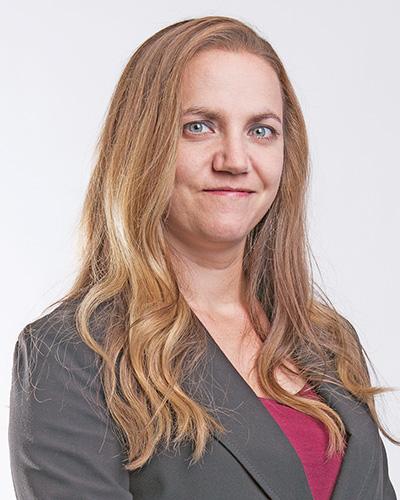 Christine Bouthillier, directrice principale de contenu au magazine Conseiller.