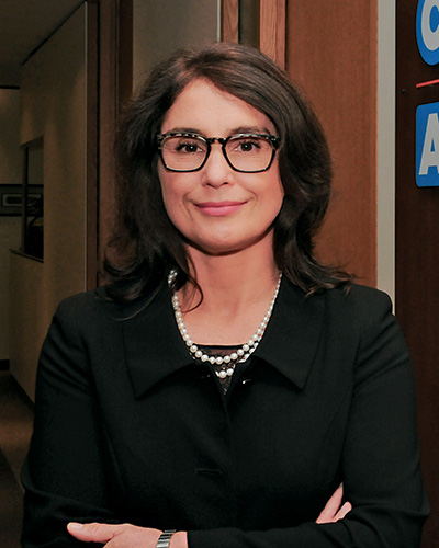 Lyne Duhaime, présidente pour le Québec de l'Association canadienne des compagnies d'assurances de personnes (ACCAP Québec).