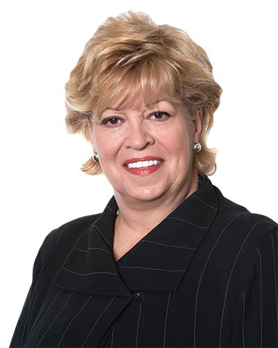Jocelyne Houle-LeSarge, présidente-directrice générale et secrétaire de l'Institut québécois de planification financière (IQPF).