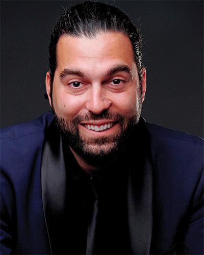 Hugo Neveu, membre fondateur du Regroupement des jeunes courtiers du Québec.