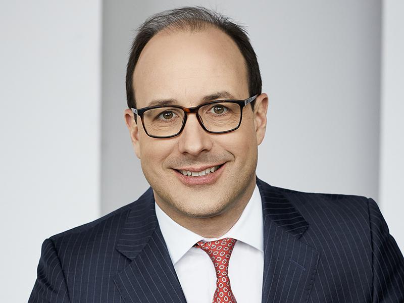 Charles Émond, PDG de la CDPQ