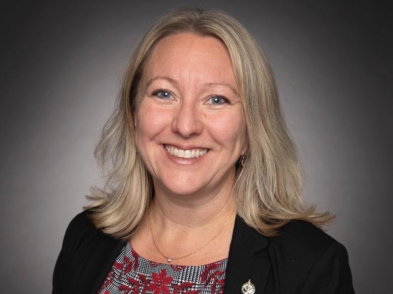 Mona Fortier, ministre associée des Finances, PLC