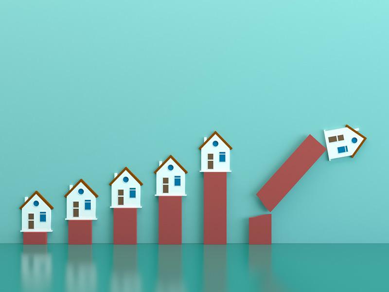 Hausse des prix de l'immobilier