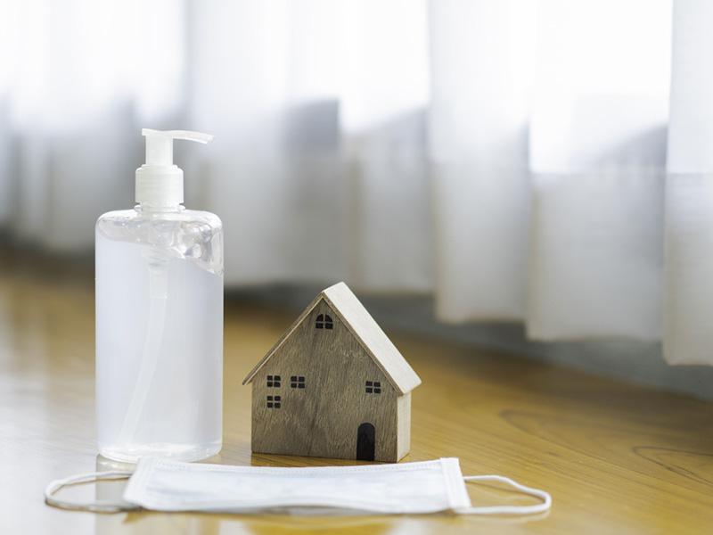 Maison et coronavirus