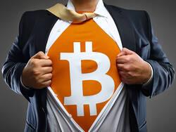 Chandail avec logo de bitcoin