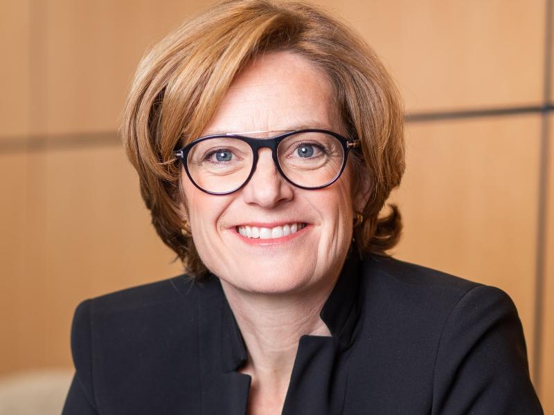 Portrait photo de Geneviève Brouillard.
